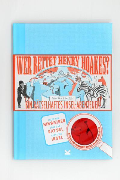 Wer rettet Henry Hoakes? - Ein rätselhaftes Insel-Abenteuer