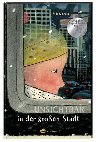 Unsichtbar in der großen Stadt (Mängelexemplar)