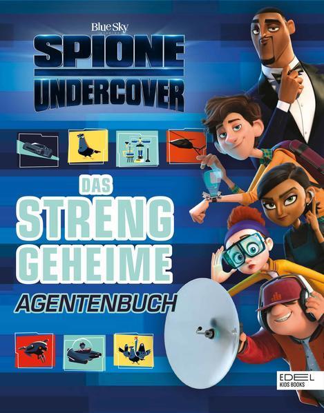 Spione Undercover - Das strenggeheime Agentenbuch (Mängelexemplar)