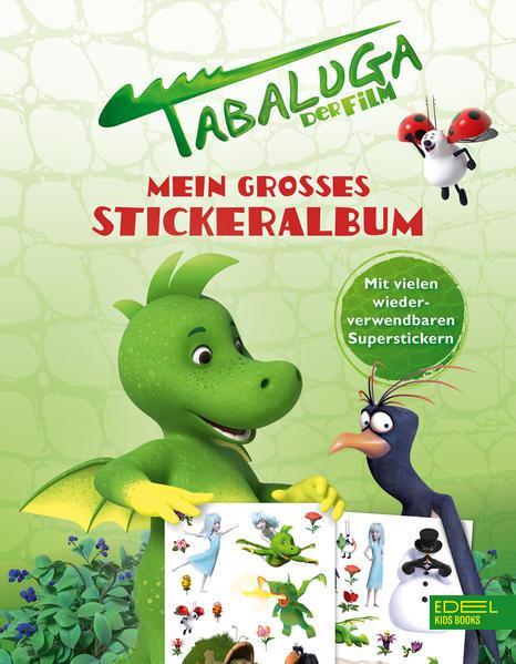 Tabaluga - Mein großes Stickeralbum (Mängelexemplar)