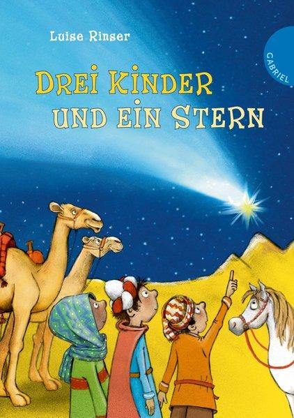 Drei Kinder und ein Stern (Mängelexemplar)