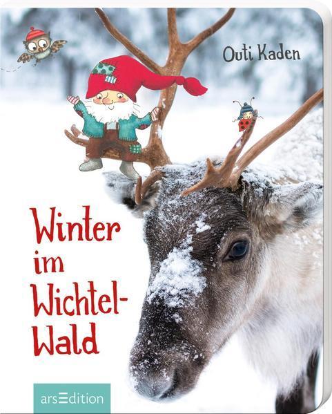 Winter im Wichtelwald (Mängelexemplar)