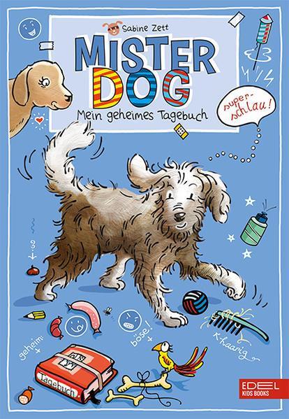 Mister Dog - Mein geheimes Tagebuch (Mängelexemplar)