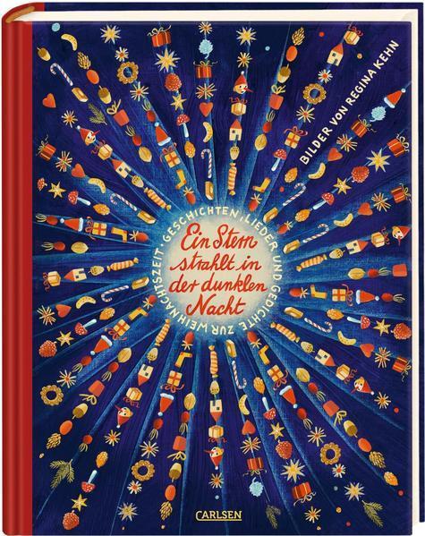 Ein Stern strahlt in der dunklen Nacht - Geschichten zur Weihnachtszeit (Mängelexemplar)
