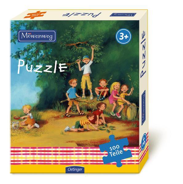 Möwenweg Puzzle