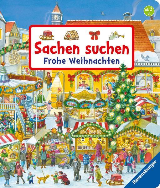 Sachen suchen - Frohe Weihnachten (Mängelexemplar)