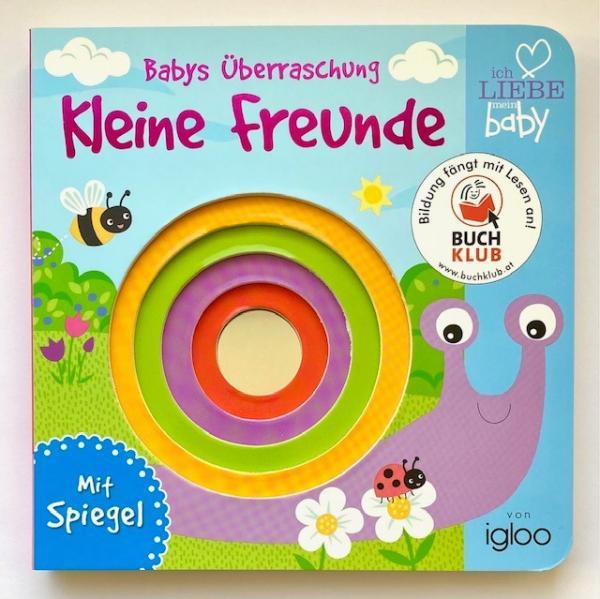 Kleine Freunde! Spiegelbuch