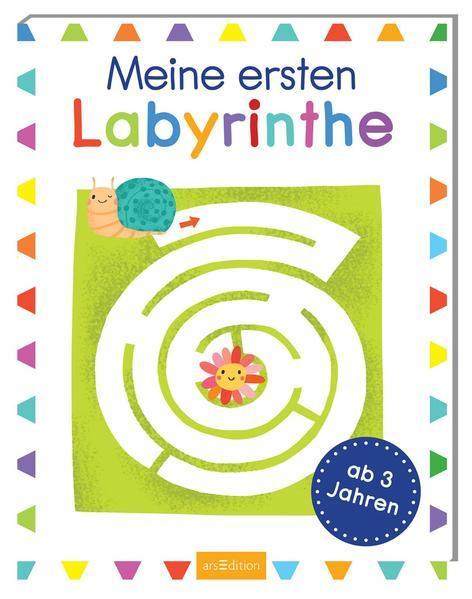 Meine ersten Labyrinthe