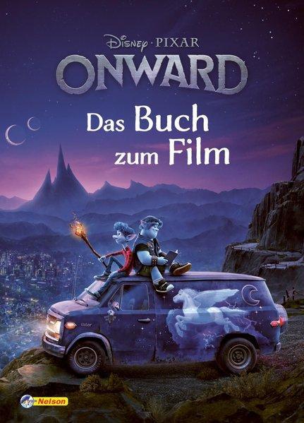 Onward - Keine halben Sachen: Das Buch zum Film (Mängelexemplar)
