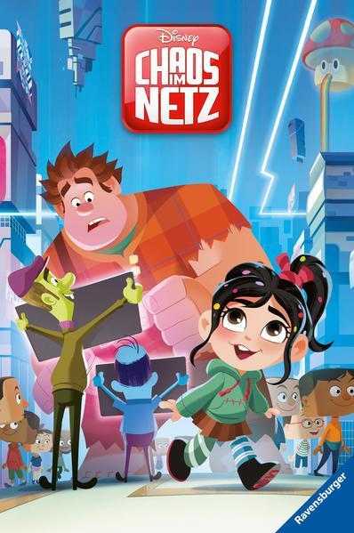 Disney Chaos im Netz - Das Buch zum Film (Mängelexemplar)