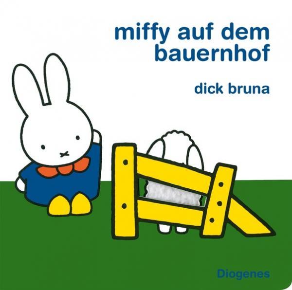 Miffy auf dem Bauernhof (Mängelexemplar)