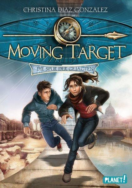 Moving Target 1: Die Spur der Gejagten (Mängelexemplar)