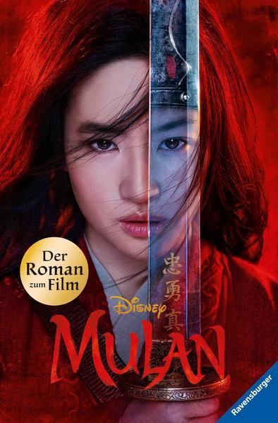 Disney Mulan: Der Roman zum Film (Mängelexemplar)