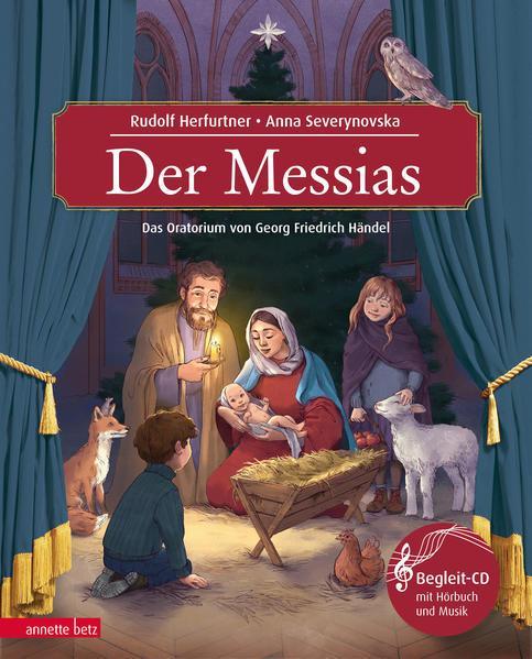 Der Messias - Das Oratorium von Georg Friedrich Händel Teil I (Mängelexemplar)