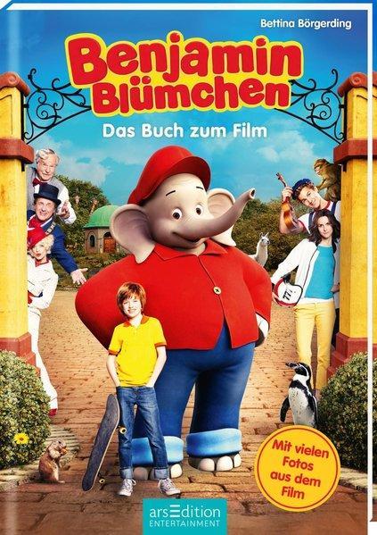 Benjamin Blümchen - Das Buch zum Film - Mit vielen Fotos aus dem Film (Mängelexemplar)
