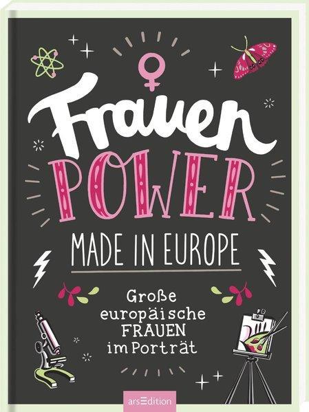 Frauenpower made in Europe - Große europäische Frauen im Porträt (Mängelexemplar)