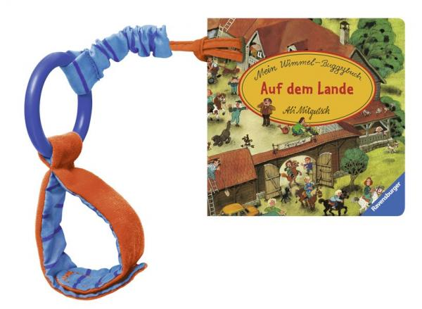 Mein Wimmel-Buggybuch: Auf dem Lande