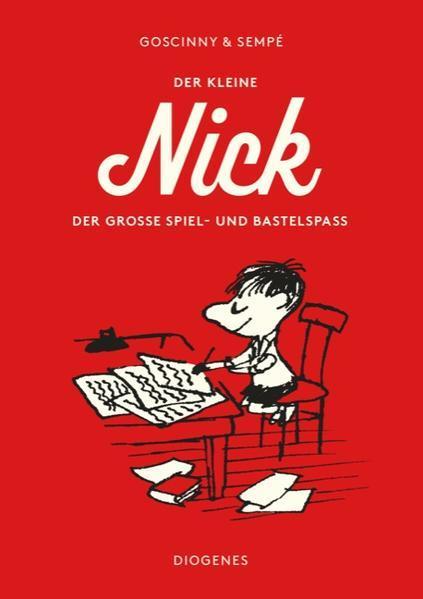 Der kleine Nick – Der große Spiel- und Bastelspaß (Mängelexemplar)