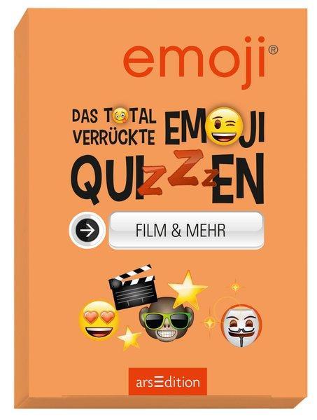 Das total verrückte emoji-Quizzen - Film