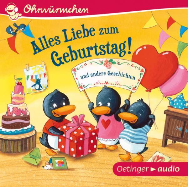 Alles Liebe zum Geburtstag! - und andere Geschichten