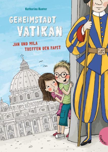 Geheimstadt Vatikan - Jan und Mila treffen den Papst (Mängelexemplar)