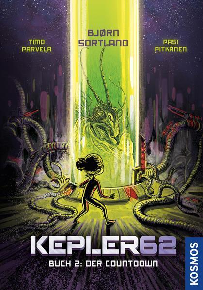 Kepler62 - Buch 2: Der Countdown (Mängelexemplar)