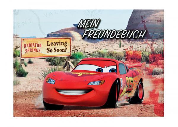 Cars: Freundebuch A5