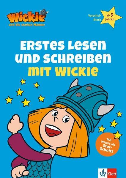 Aktion: Erstes Lesen und Schreiben mit Wickie - Vorschul-Block ab 5 Jahren