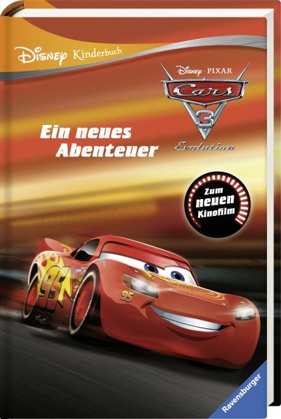 Disney Kinderbuch Cars 3: Ein neues Abenteuer (Mängelexemplar)
