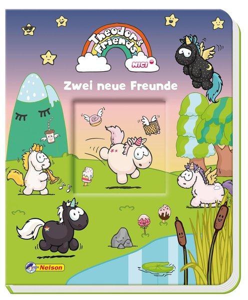 Theodor and Friends: Zwei neue Freunde - Theodor and Friends - Einhorn-Freunde!