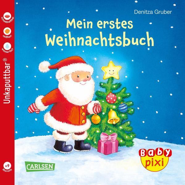 Baby Pixi 48: Mein erstes Weihnachtsbuch (Mängelexemplar)