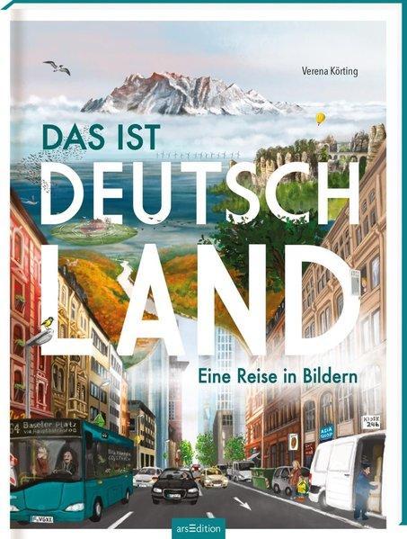 Das ist Deutschland - Eine Reise in Bildern (Mängelexemplar)