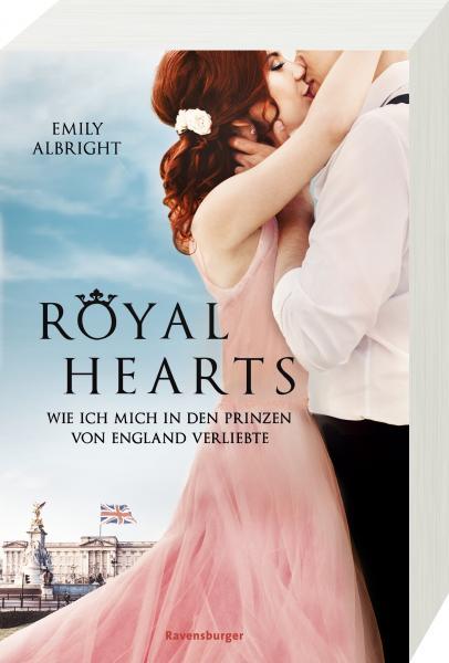 Royal Hearts. Wie ich mich in den Prinzen von England verliebte (Mängelexemplar)