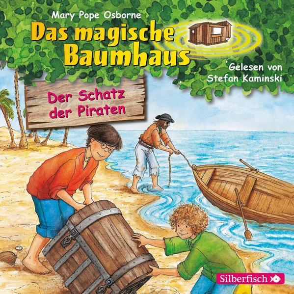 Der Schatz der Piraten (Das magische Baumhaus 4) - Hörbuch 1 CD