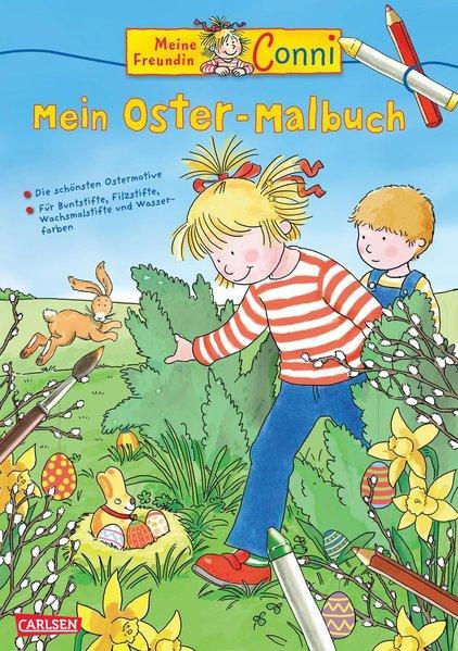 Conni - Mein Oster-Malbuch (Mängelexemplar)