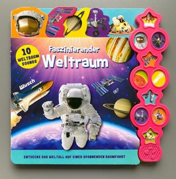Faszinierender Weltraum - Soundbuch (Mängelexemplar)