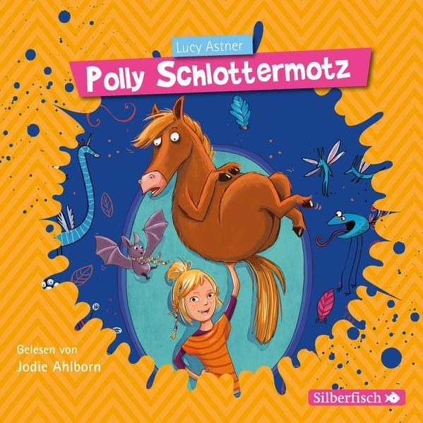 Polly Schlottermotz 1: Polly Schlottermotz - Hörbuch 2 CDs