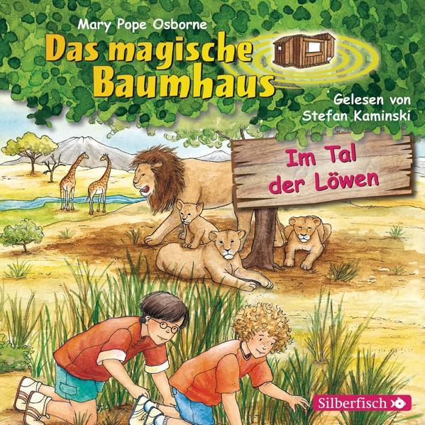 Im Tal der Löwen (Das magische Baumhaus 11) - Hörbuch 1 CD