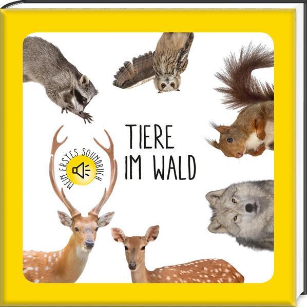 Mein erstes Soundbuch: Tiere im Wald - National Geographic Kids