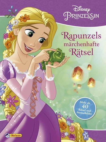 Disney Rapunzel - Rapunzels märchenhafte Rätsel