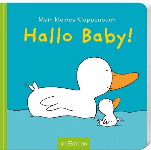 Hallo Baby! - Mein kleines Klappenbuch