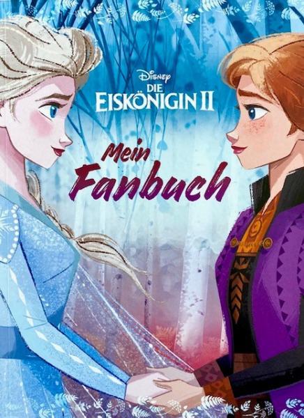 Die Eiskönigin 2: Mein Fanbuch (Mängelexemplar)