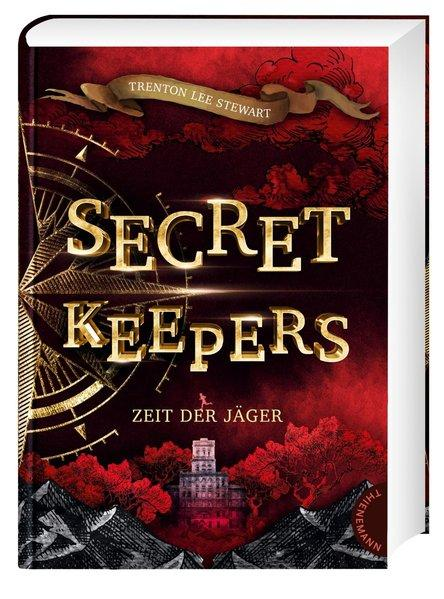 Secret Keepers 2: Zeit der Jäger (Mängelexemplar)