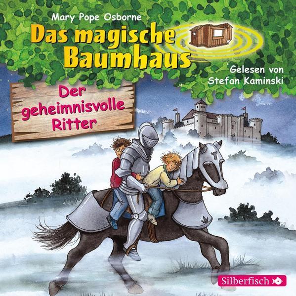 Der geheimnisvolle Ritter (Das magische Baumhaus 2) - Hörbuch 1 CD