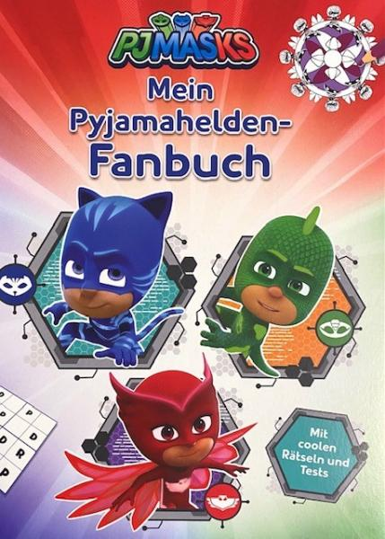 PJ Masks: Mein Pyjamahelden-Fanbuch (Mängelexemplar)