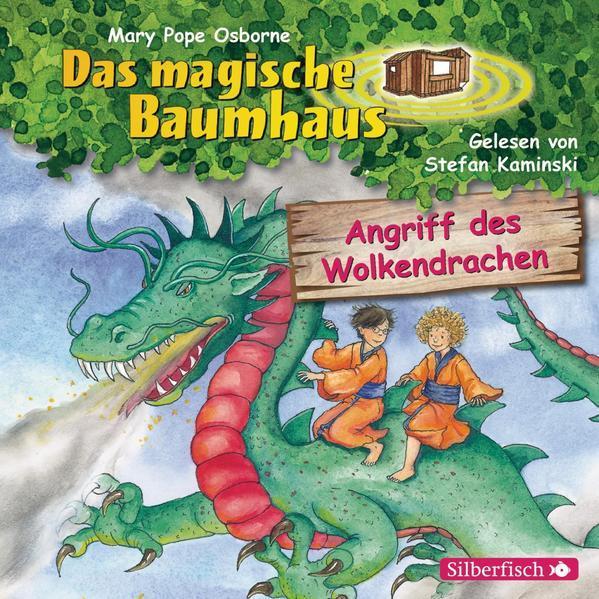 Angriff des Wolkendrachen (Das magische Baumhaus 35) - Hörbuch 1 CD