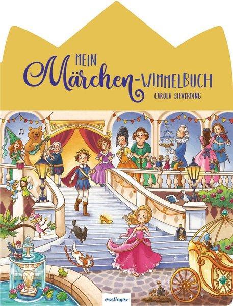Mein Märchen-Wimmelbuch (Mängelexemplar)