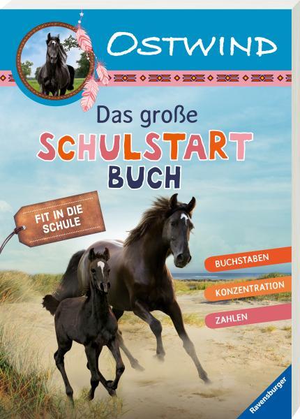Ostwind: Das große Schulstartbuch (Mängelexemplar)