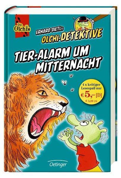 Olchi-Detektive Sammelband 2 - Tieralarm um Mitternacht