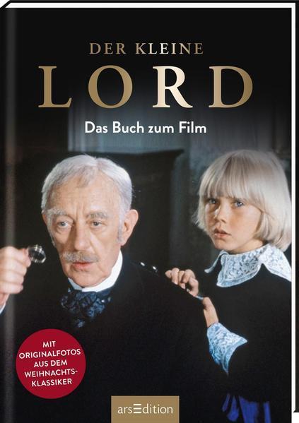 Der kleine Lord - Filmbuch - Mit vielen Fotos aus dem Film (Mängelexemplar)